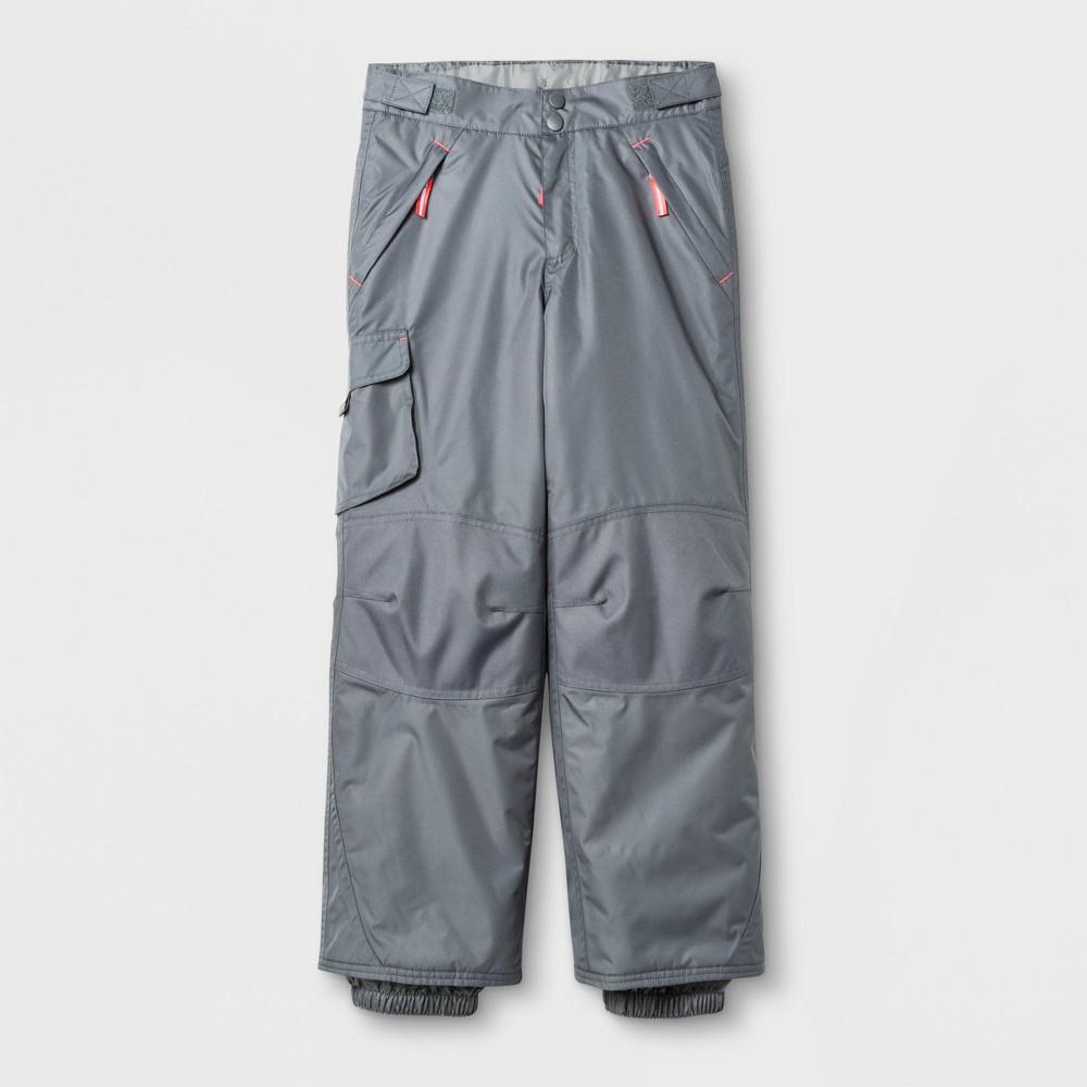 Girls Snow Pants - C9 Champion Gray XL