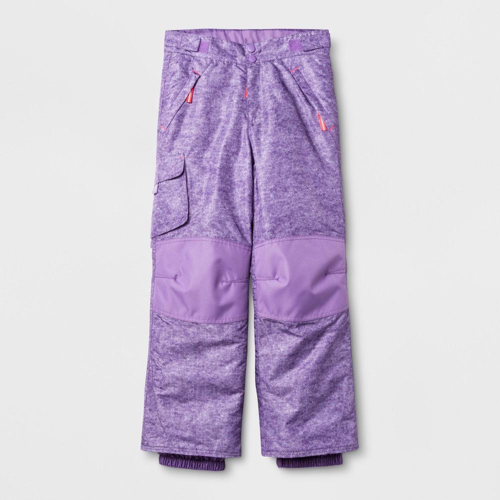 Girls Snow Pants - C9 Champion Purple S