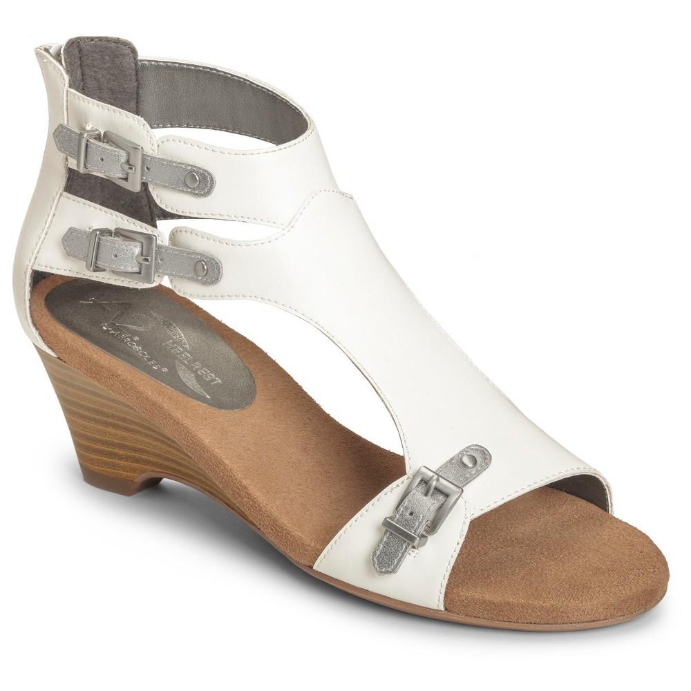 Women's A2 by Aerosoles Mayflower Gladiator Sandals - White 5.5