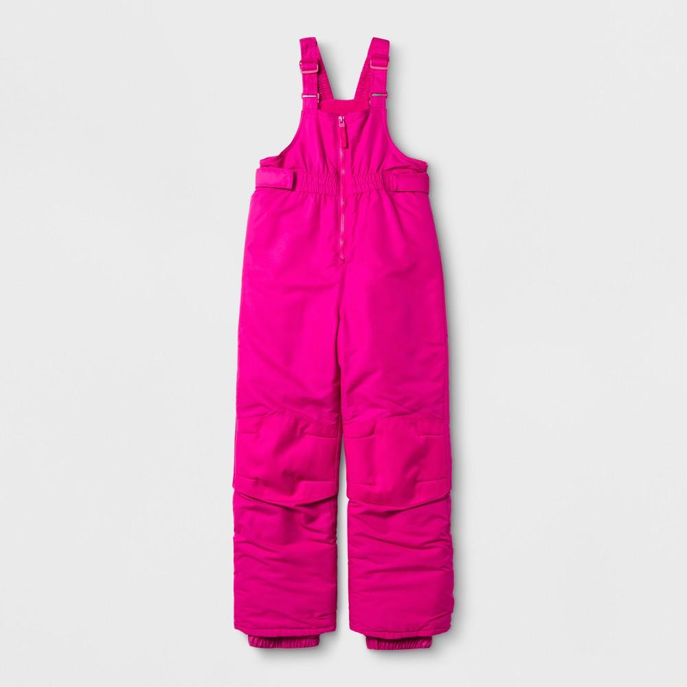 Girls Snow Bib Outerwear - Cat & Jack Pink XL