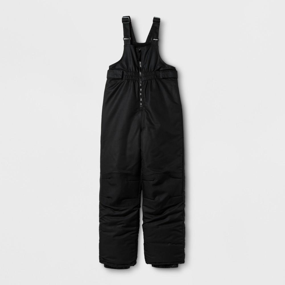 Girls Snow Bib Outerwear - Cat & Jack Black XL