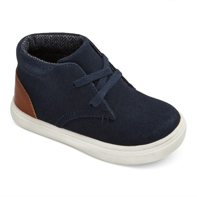 Toddler Boys' Heaton Casual Chukka Boots Cat & Jack™ - Navy 5