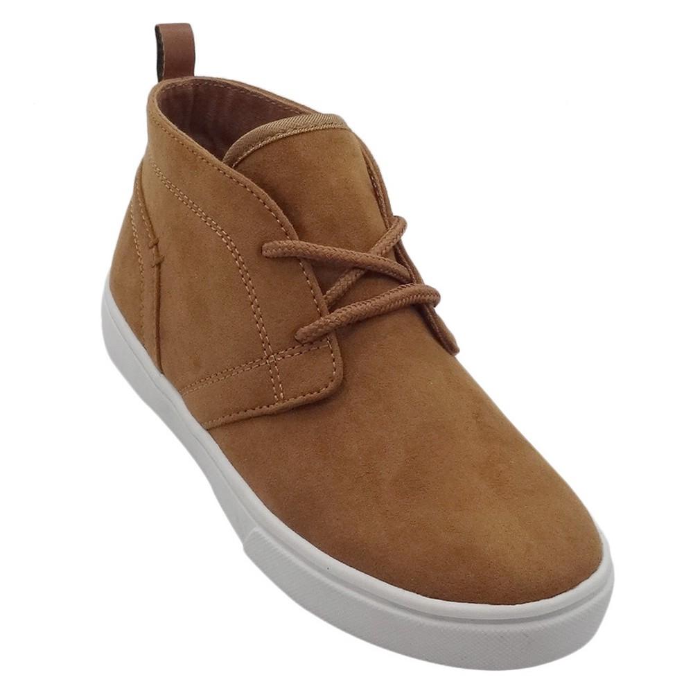 Boys' Neo Sneakers - Cat & Jack Brown 1