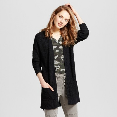 view Women's Shaker Stitch Cardigan - Mossimo Supply Co. on target.com. Opens in a new tab.