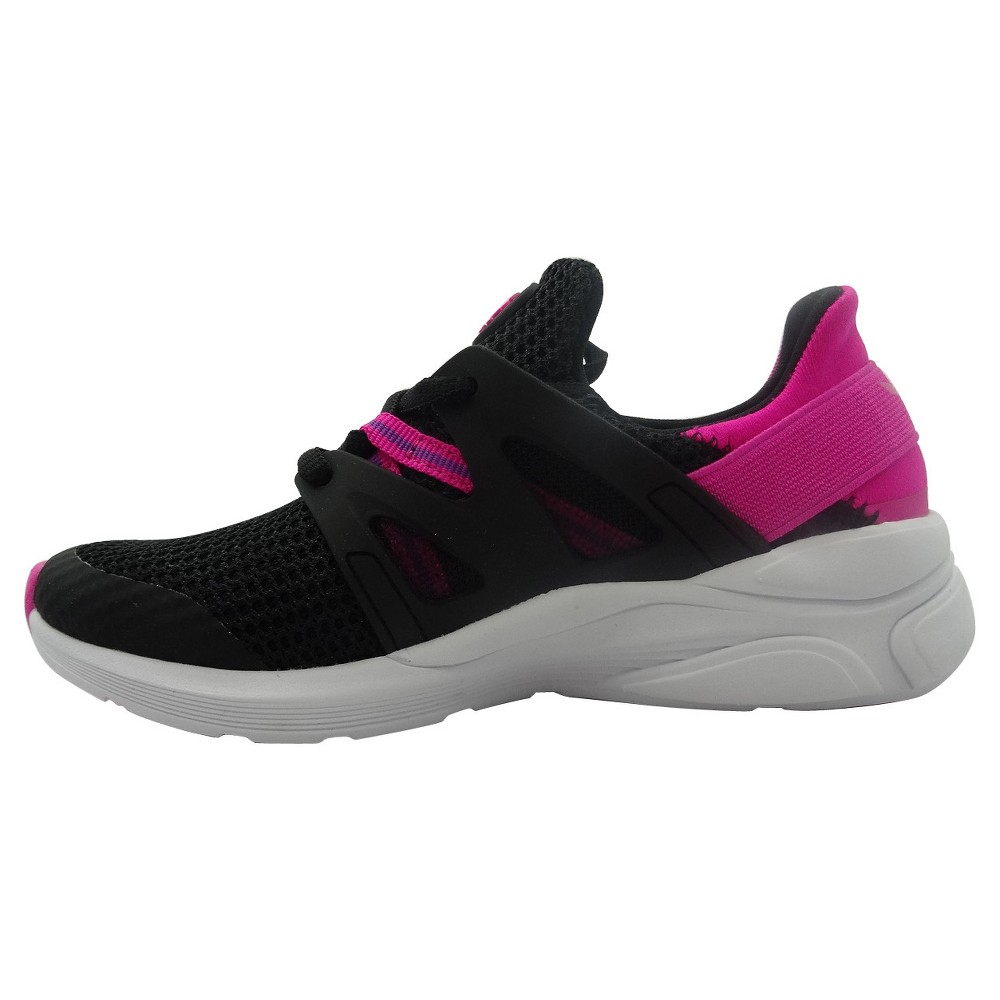 Big Girls Flare Performance Athletic Shoes - C9 Champion Black 4