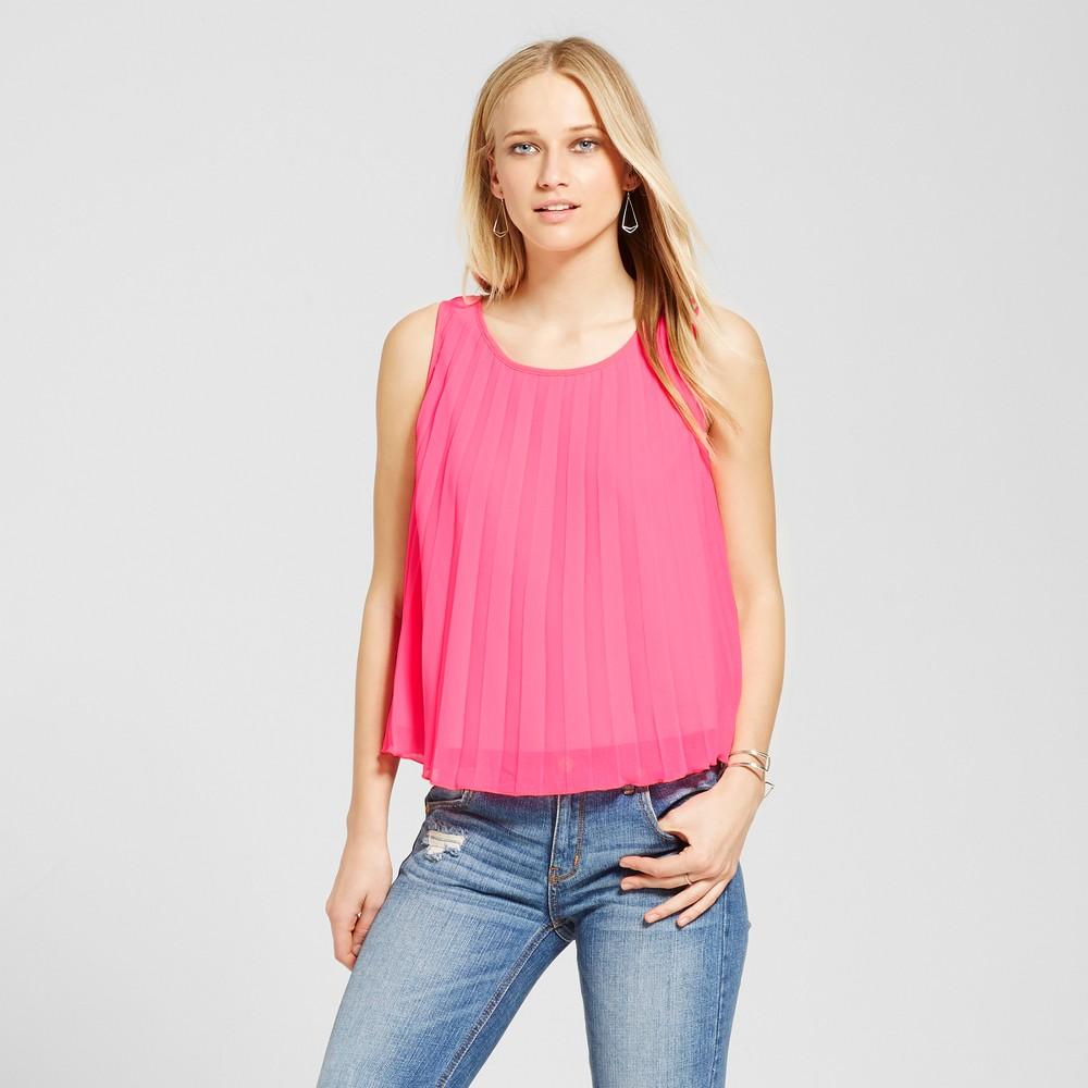 Tank Tops Extra Pink L, Women's