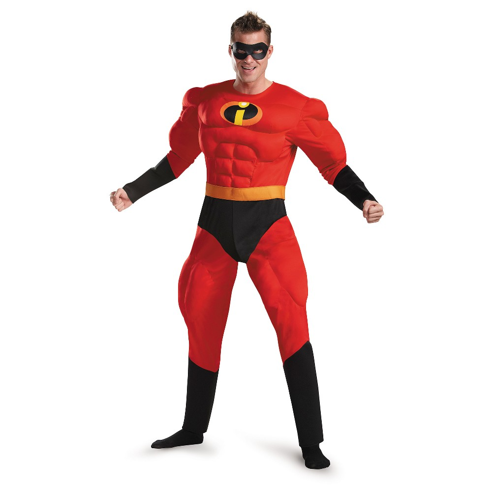 Mens The Incredibles Mr. Incredible Costume - XL