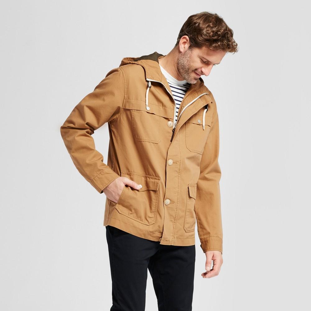 Mens Standard Fit Workwear Jacket - Goodfellow & Co Brown XL
