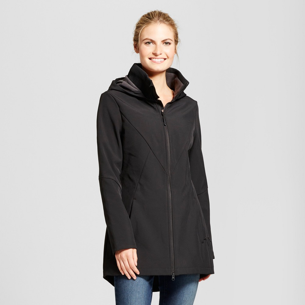 Womens Softshell Jacket - C9 Champion Black XS