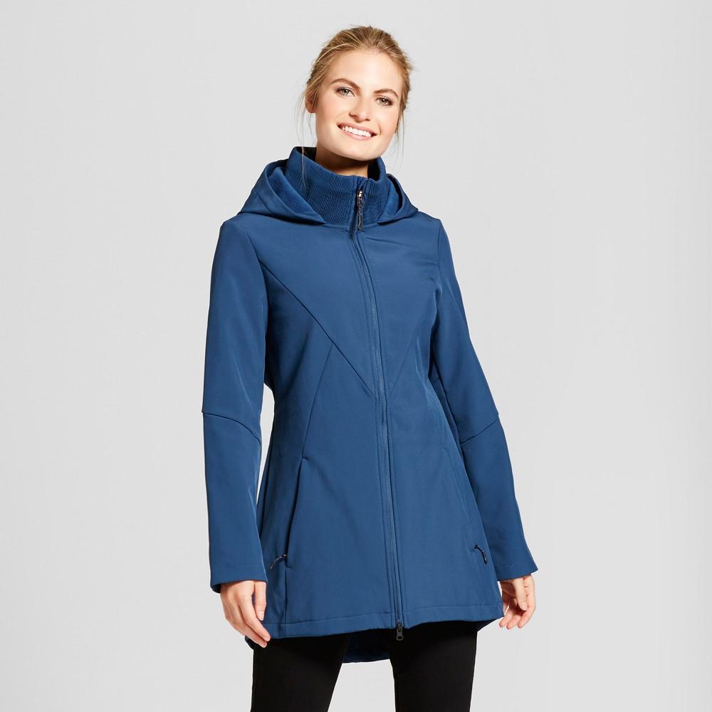 Womens Softshell Jacket - C9 Champion Blue XL
