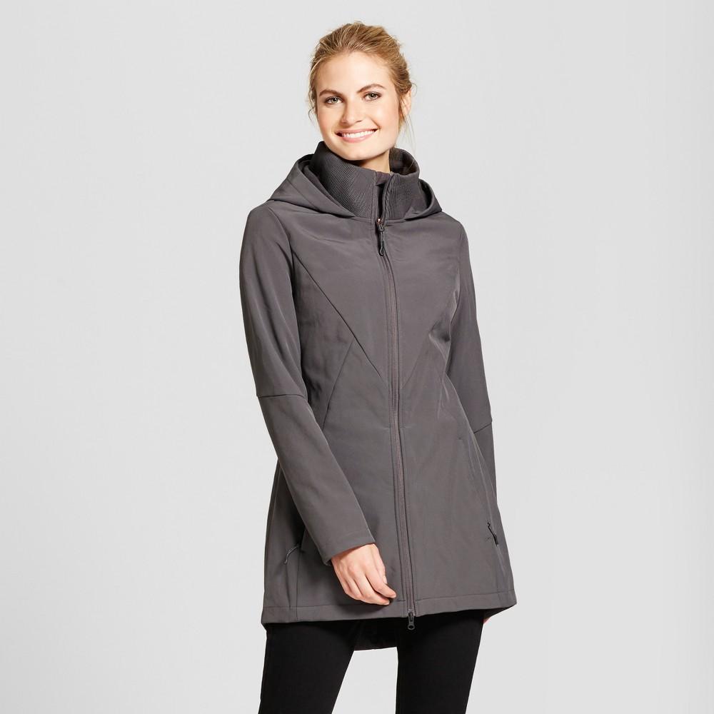Womens Softshell Jacket - C9 Champion Gray XL