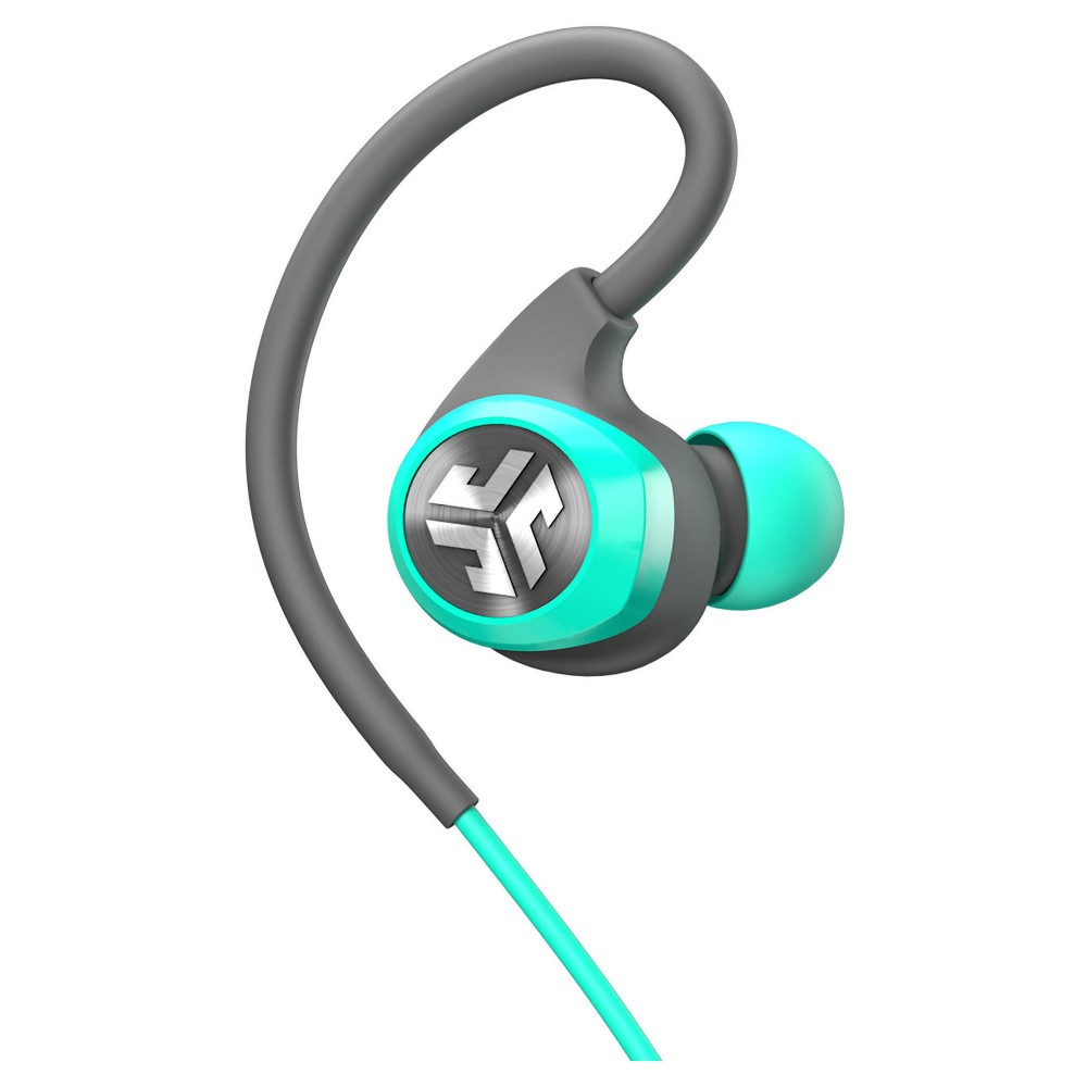 JLAB EPIC2 Bluetooth Earbuds - Teal (Blue)