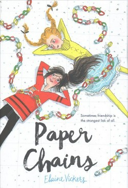 Paper Chains -  by Elaine Vickers (Hardcover)
