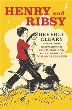 Henry and Ribsy -  Revised (Henry Huggins) by Beverly Cleary (Hardcover)
