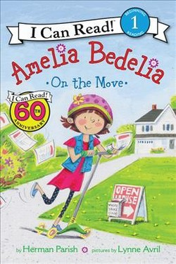 Amelia Bedelia on the Move -  by Herman Parish (School And Library)