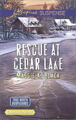 Rescue at Cedar Lake (Paperback) (Maggie K. Black)