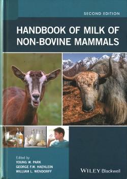 Handbook of Milk of Non-bovine Mammals (Hardcover) (William L. Wendorff & Young W. Park & George F. W.