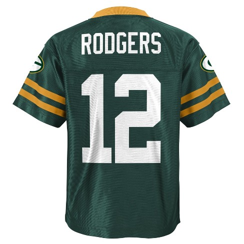 Green Bay Packers Boys' Player Jersey - image 1 of 2
