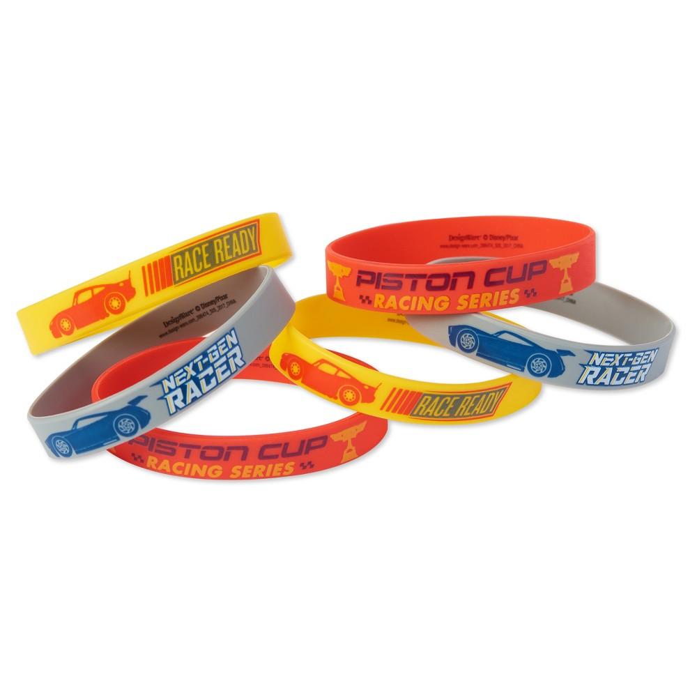 4ct Cars Party Bracelet, Adult Unisex