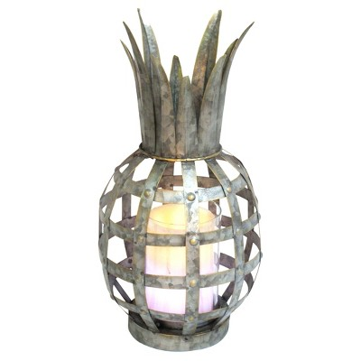 Metal Candle Holder 14.5  - A&B Home®