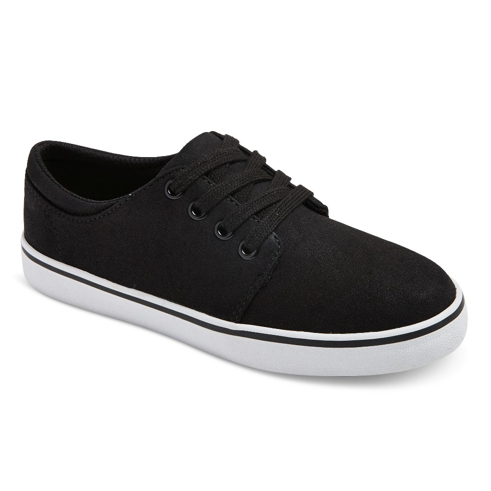 Boys Finn Casual Sneakers - Cat & Jack Black 1