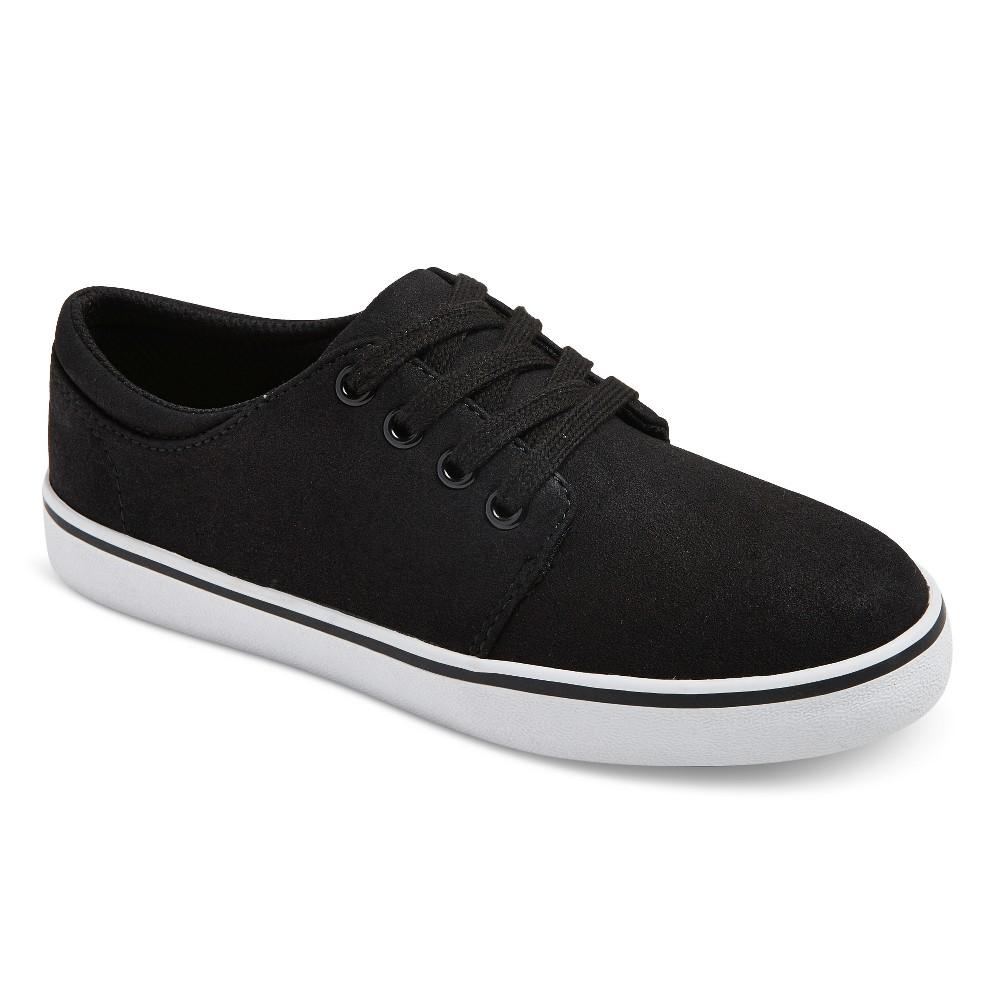 Boys Finn Casual Sneakers - Cat & Jack Black 6
