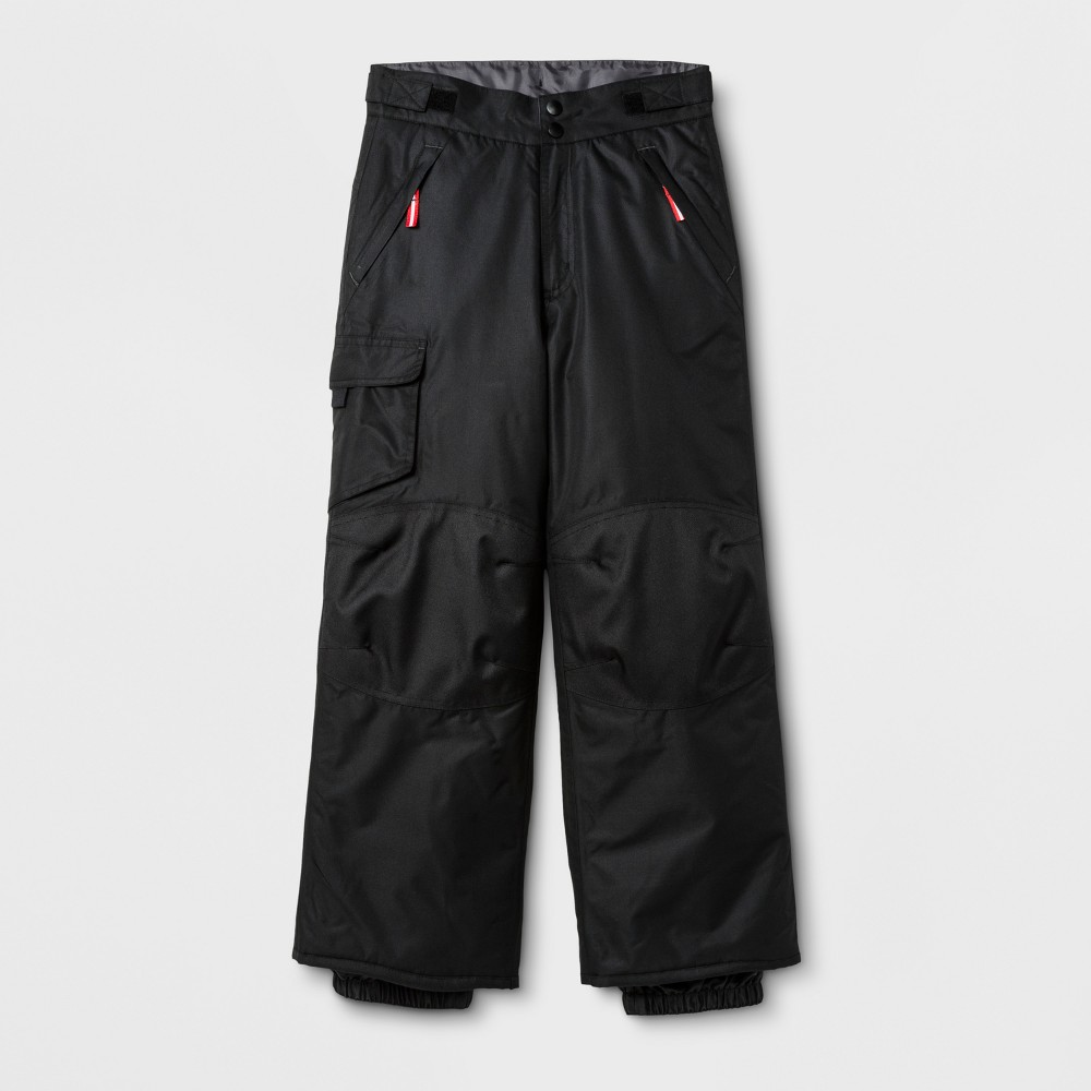 Boys Snow Pants - C9 Champion Black XL
