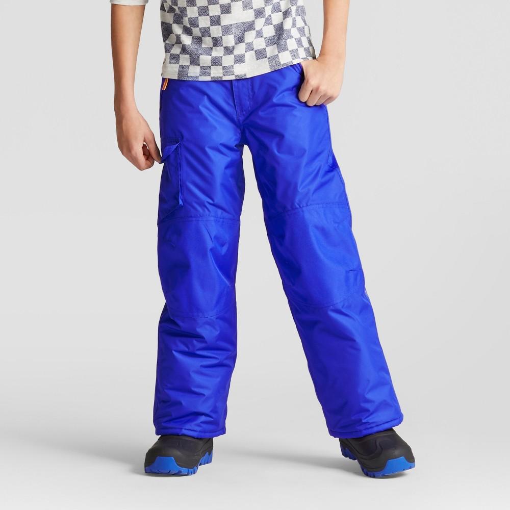 Boys Snow Pants - C9 Champion Blue XS