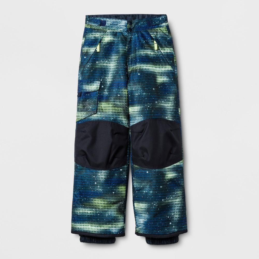 Boys Snow Pants - C9 Champion Green S