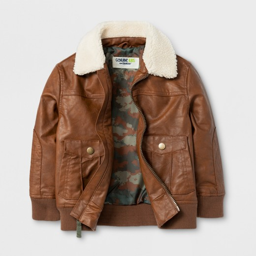boys leather bomber jacket clearance jackets review