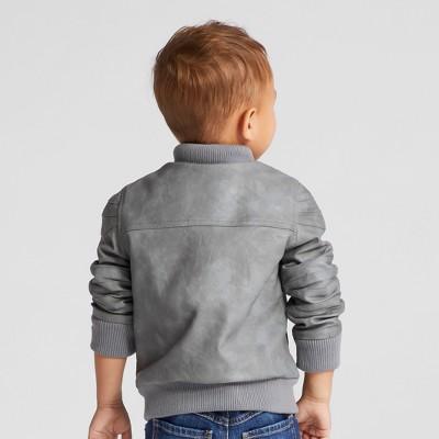 boys leather jacket : Target