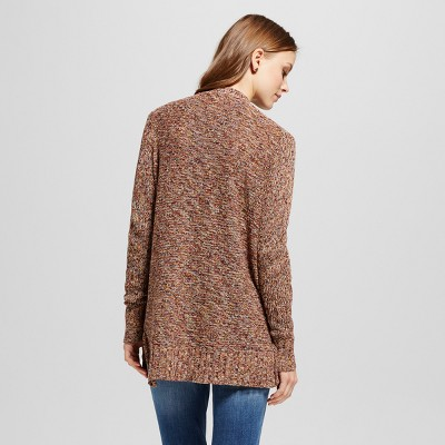 brown cardigan sweater : Target