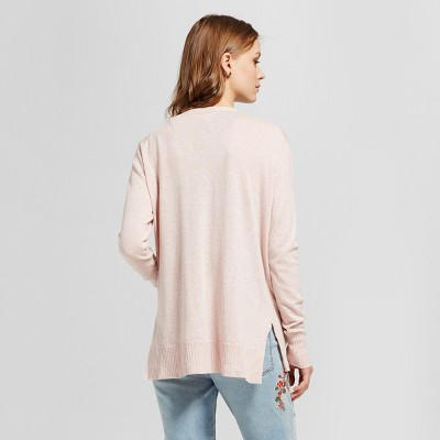 light pink cardigan sweaters : Target