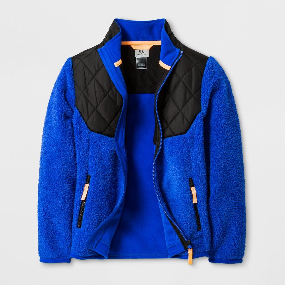 Boys Fleece Jacket - C9 Champion Flight Blue M
