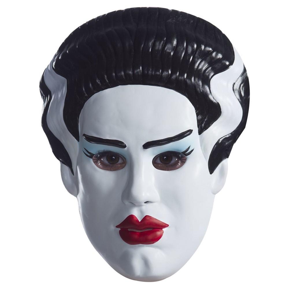 Universal Studios Monsterville Bride of Frankenstein Vacuform Mask, Womens
