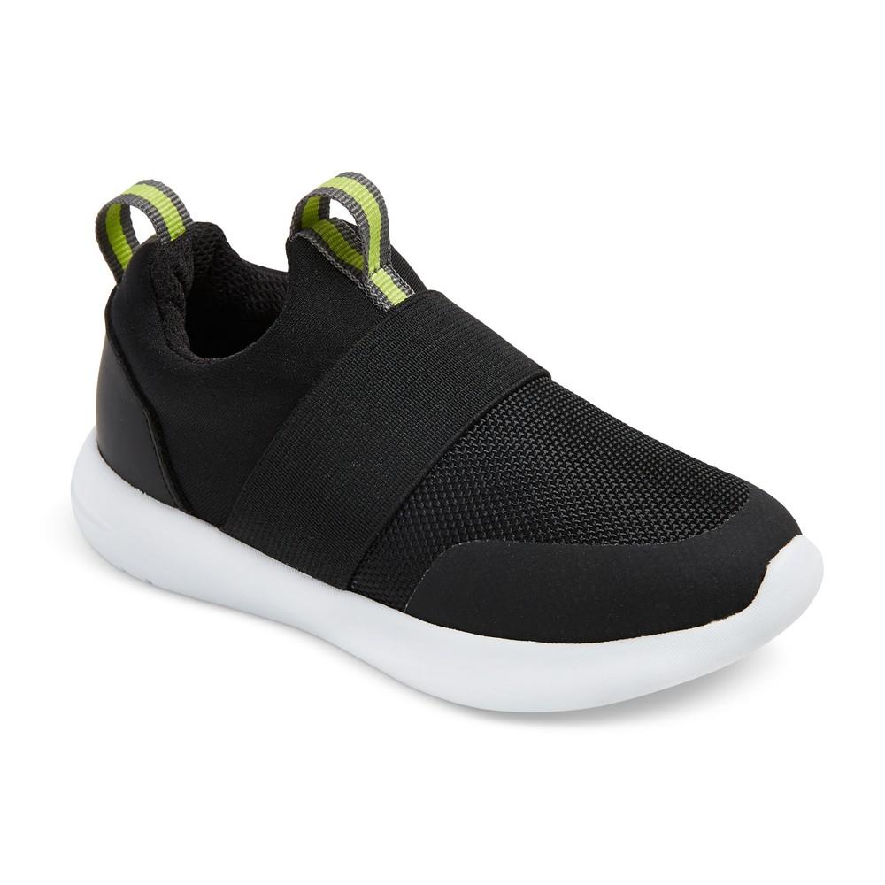 Toddler Boys Desmond Slip On Sneakers 12 - Cat & Jack - Black