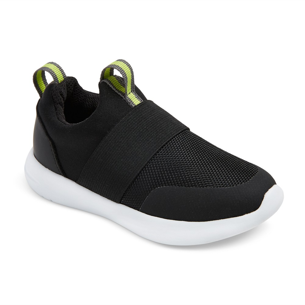 Toddler Boys Desmond Slip On Sneakers 11 - Cat & Jack - Black