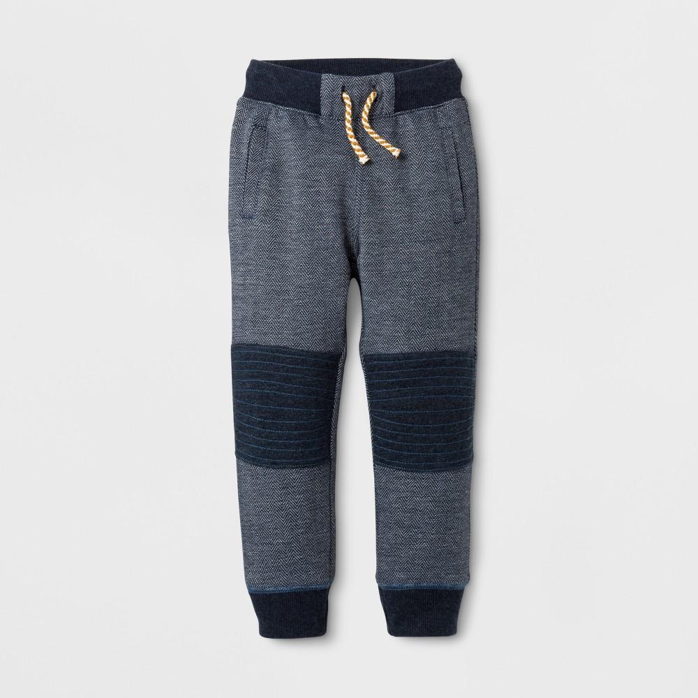 Toddler Boys Jogger Pants - Genuine Kids from OshKosh Navy 5T, Blue