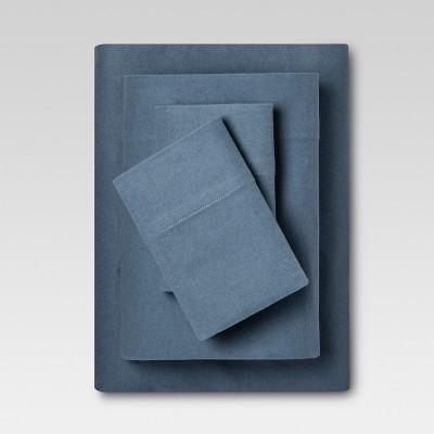 Flannel Sheet Set (Full)Ionic Sky - Threshold™