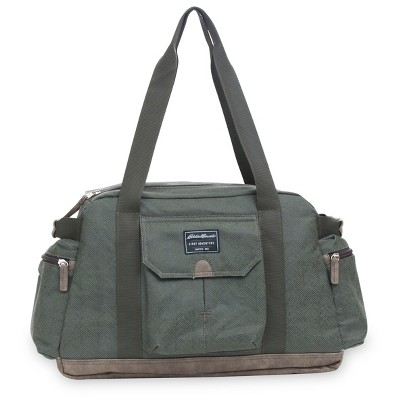 Eddie Bauer Diaper Bag - Green