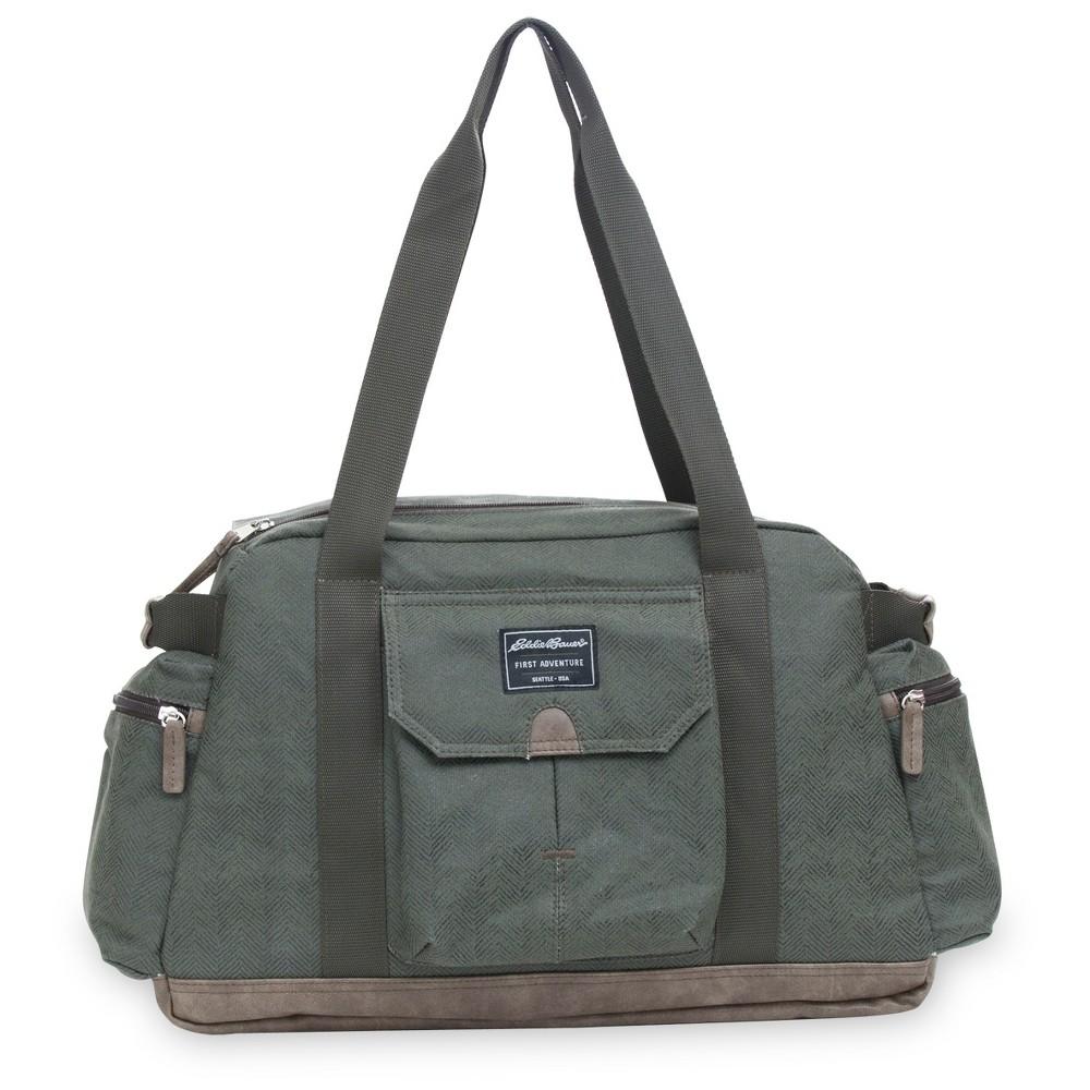 Eddie Bauer Diaper Bag - Green