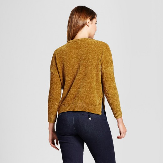 Women's Chenille Any Day Pullover - A New Day™ : Target