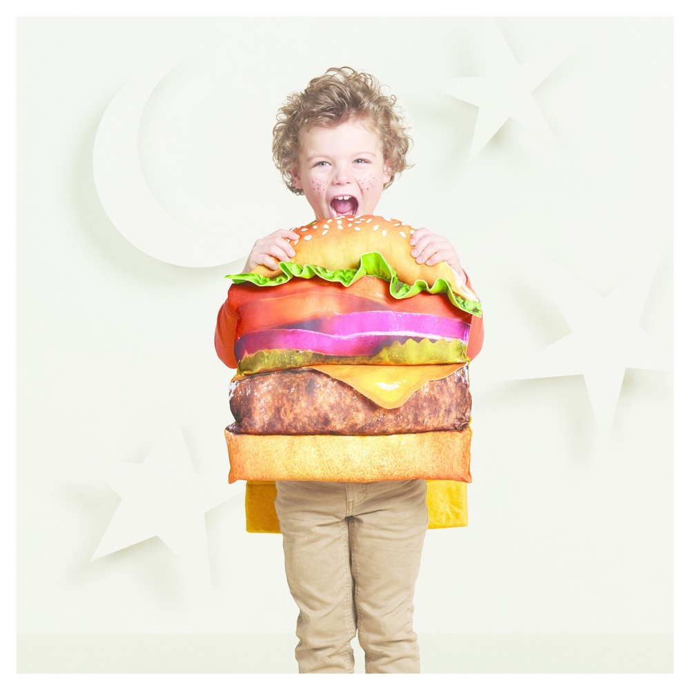 Toddler Burger Costume - Hyde and Eek! Boutique, Toddler Boys