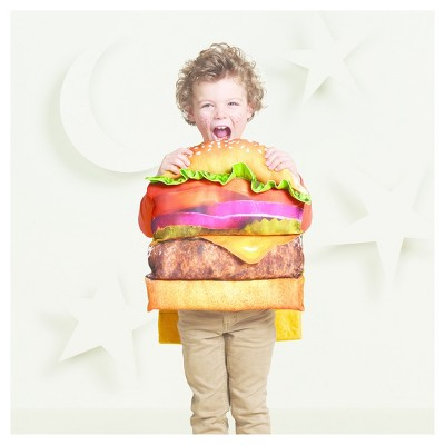 toddler burger costume hyde and eek boutique