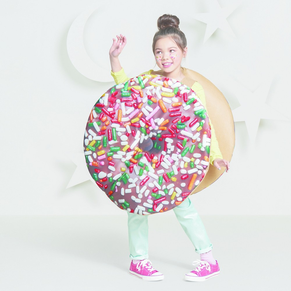 Chocolate Donut Costume- One Size Fits Most - Hyde and Eek! Boutique, Adult Unisex