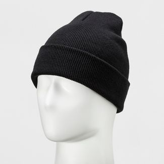 Goodfellow & Co Mens Knit Beanies
