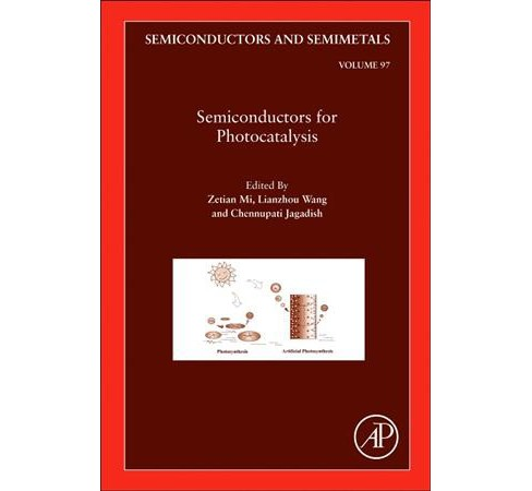 Semiconductors for Photocatalysis (Hardcover) - image 1 of 1