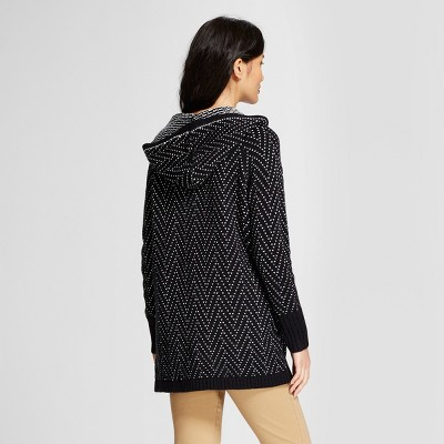 long hooded sweater coats : Target