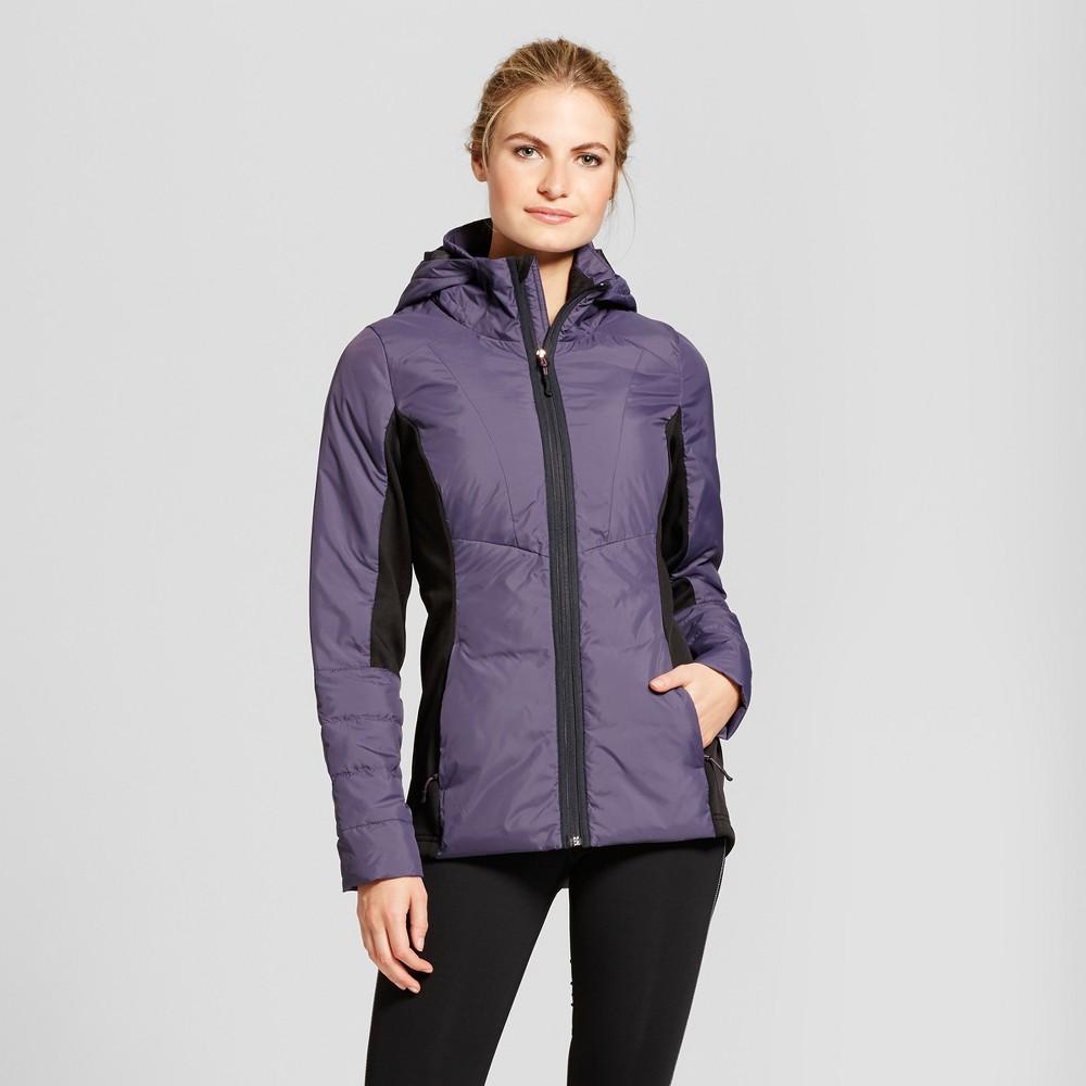 Womens Hybrid Jacket - C9 Champion Purple M