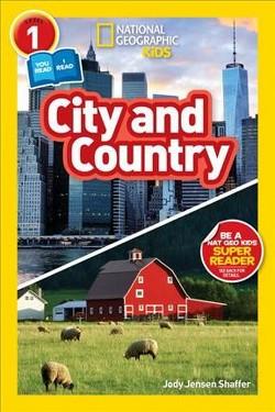 City/Country : Level 1 Co-reader (Library) (Jody Jensen Shaffer)